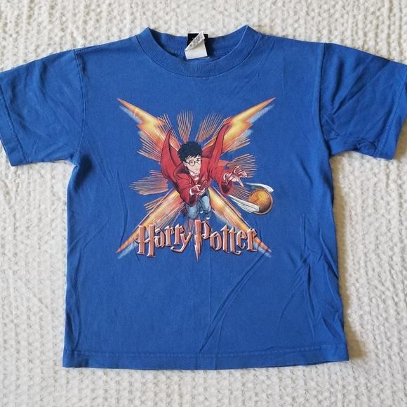 3d06a6e86 Warner Bros. Shirts & Tops   430 Vtg Harry Potter Graphic Print ...